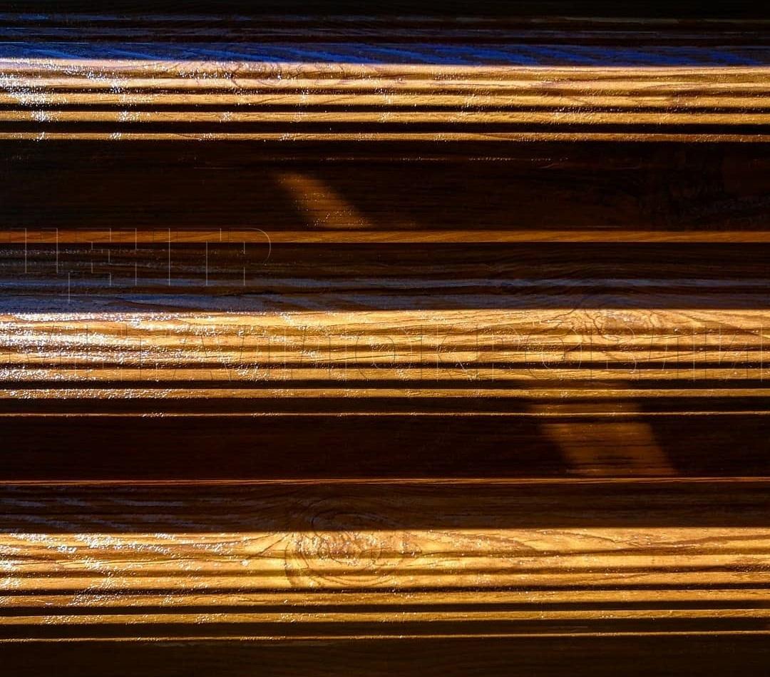 Забор-жалюзи с ламелями Еврожалюзи от Центра Металлокровли