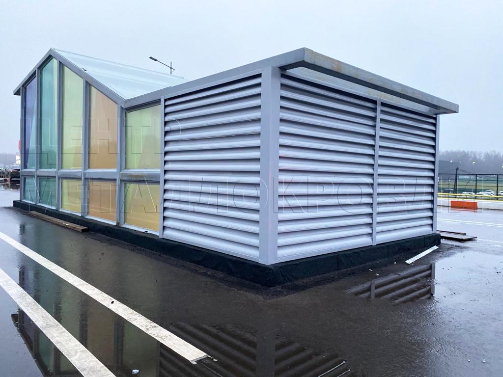 Еврожалюзи: отделка вентиляционных шахт в Москве