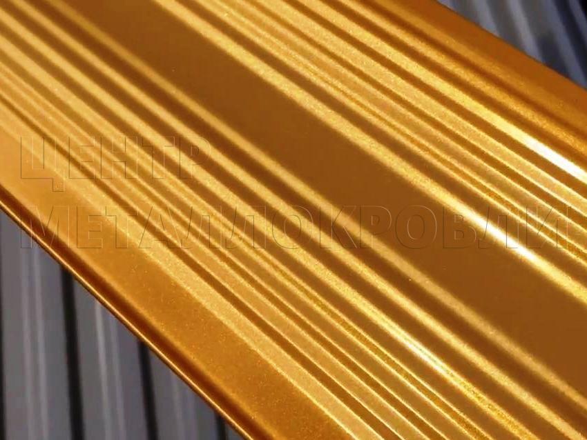 Золотой забор — жалюзи реальность этой весны!