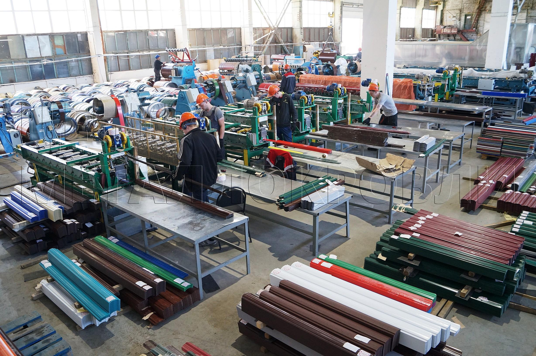 Производство Центр Металлокровли заказы-2
