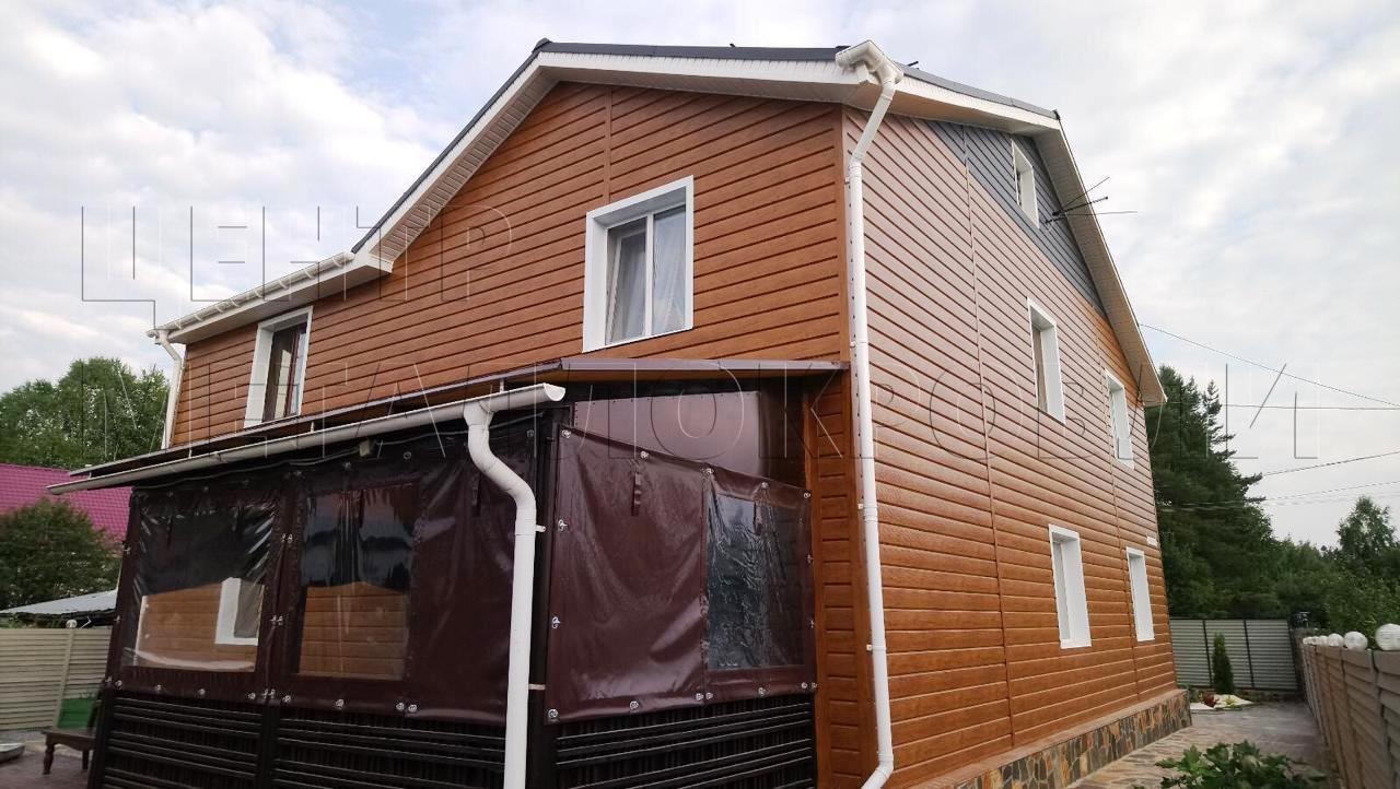 Кровля металлочерепица водосток снегозадержатель металлосайдинг забор-жалюзи еврожалюзи-4
